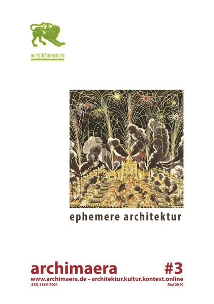 Ephemere Architektur