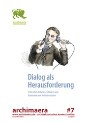 Dialog als Herausforderung
